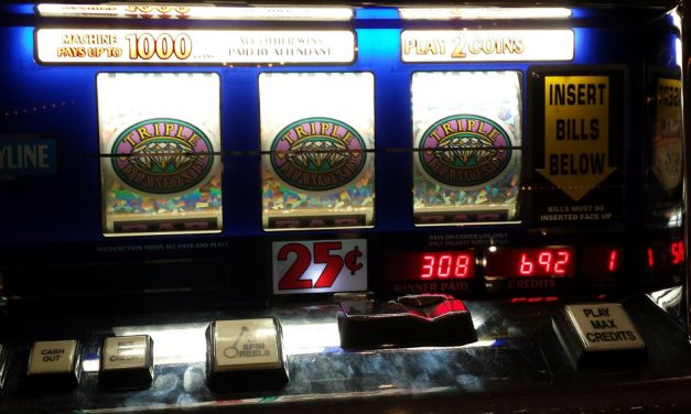Derfor er spilleautomat 100% tilfældige