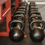 Få trænet hele kroppen med kettlebells