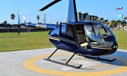 Prøv en helikoptertur