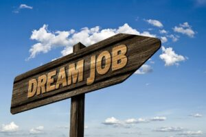 Drømmejob på nettet