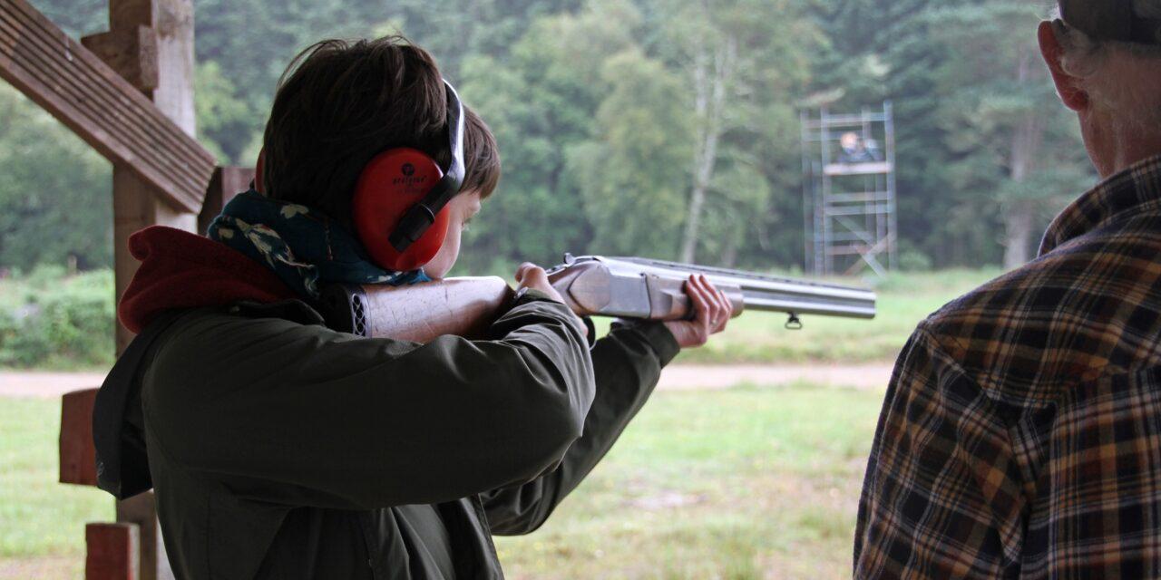 Luftgeværet – er det en sjov og sikker leg?