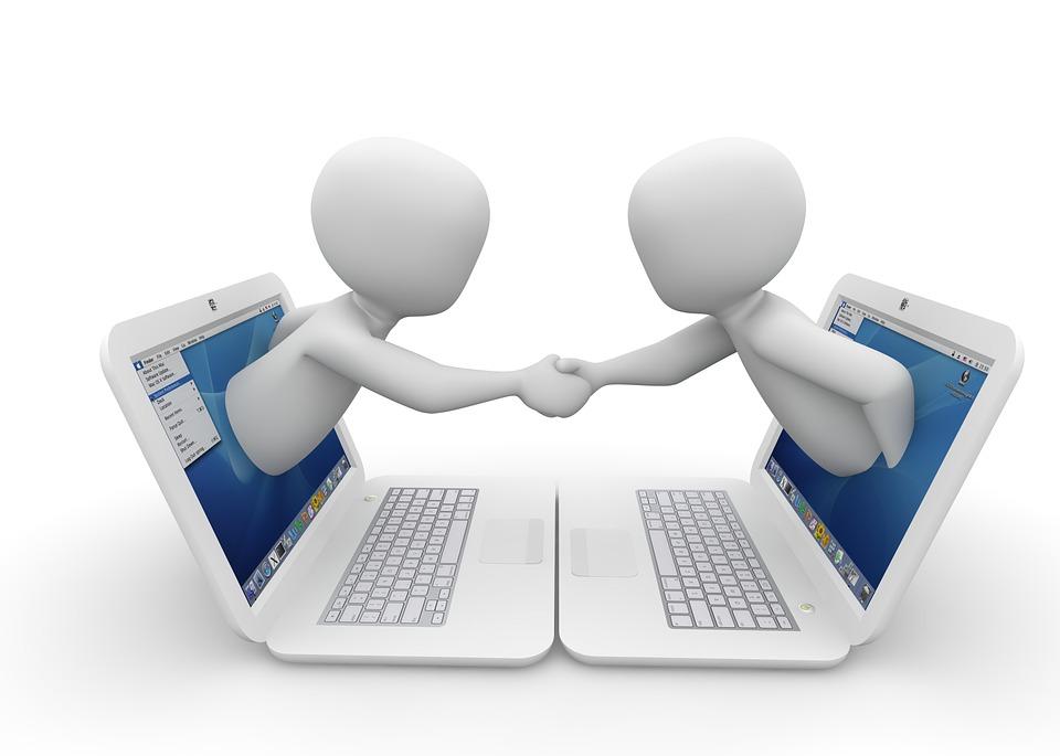 Aftale over internettet