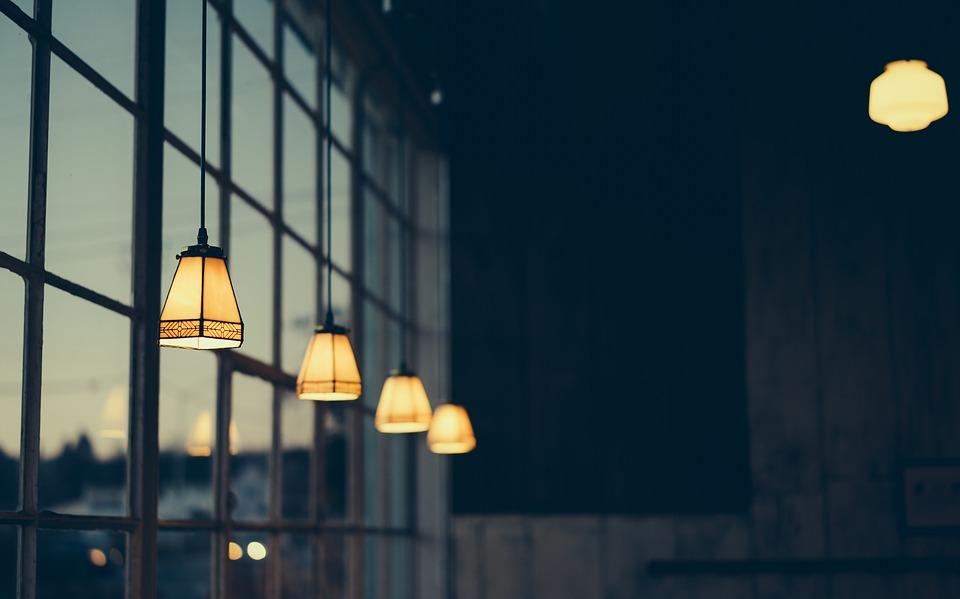 Dine lamper kan få et gyldent skær
