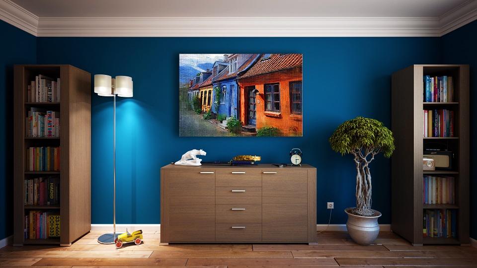 Skal du have ændret farven på væggen?